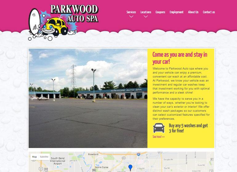 Park Wood Spa