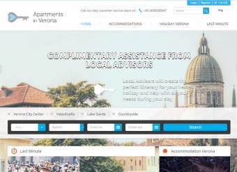 Apartments in Verona