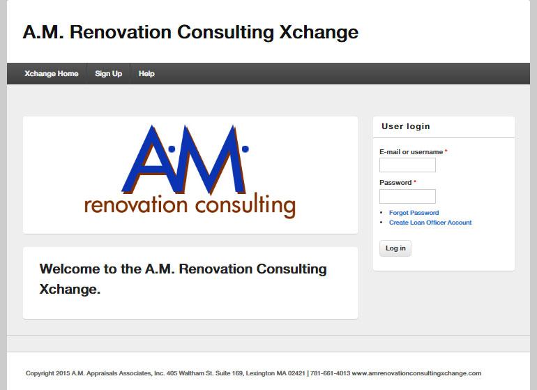 A.M. Renovation